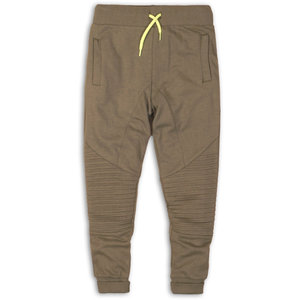 DJ DUTCHJEANS jongens joggingbroek faded army green melee beach co