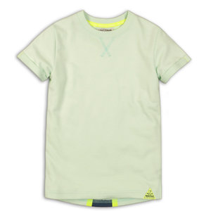 DJ DUTCHJEANS jongens t-shirt mint green beach co