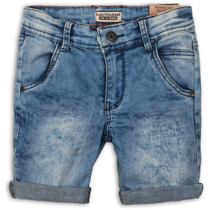 DJ DUTCHJEANS jongens korte broek blue jeans next generation