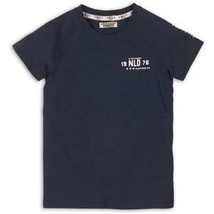 DJ DUTCHJEANS jongens t-shirt navy next generation