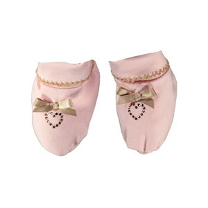 LE CHIC meisjes sloffen pretty in pink