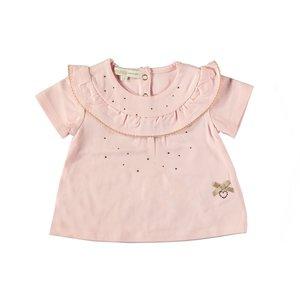 LE CHIC meisjes blouse pretty in pink
