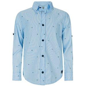 RETOUR DENIM DE LUXE jongens overhemd blue nils