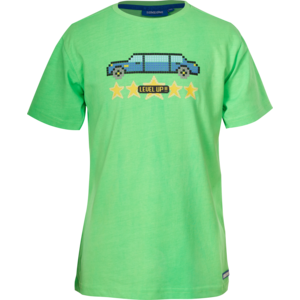 Someone jongens t-shirt fluo green