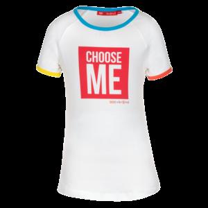 DUTCH DREAM DENIM meisjes t-shirt pip ddd x br@nd