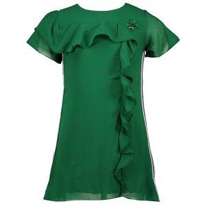 LE CHIC meisjes jurk green victory