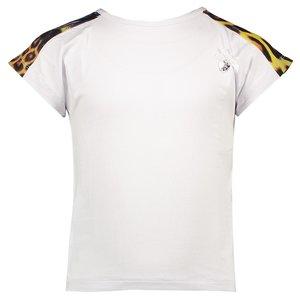 LE CHIC meisjes t-shirt white