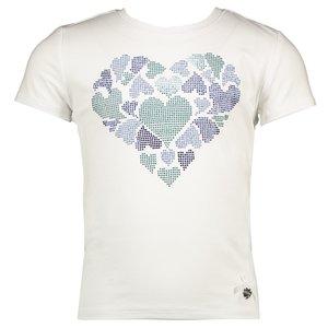 LE CHIC meisjes t-shirt mazarine blue