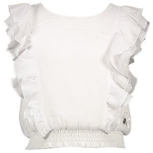 LE CHIC meisjes top white