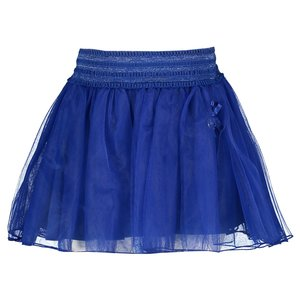 LE CHIC meisjes rok mazarine blue