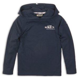 DJ DUTCHJEANS jongens hoodie navy next generation