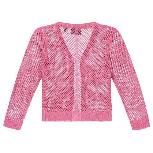 Quapi Quapi meisjes vest hot pink annelou
