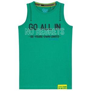 Quapi jongens hemd emerald andres