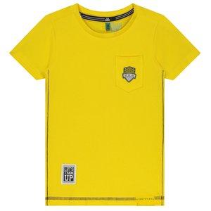 Quapi jongens t-shirt empire yellow ad