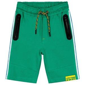 Quapi jongens korte broek emerald ayaz