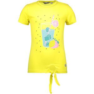 MOODSTREET meisjes t-shirt yellow