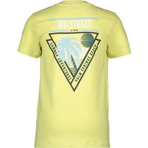 MOODSTREET jongens t-shirt lime
