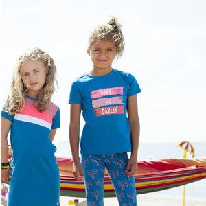 MOODSTREET meisjes t-shirt blue