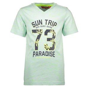 TYGO & VITO jongens t-shirt light blue 73 paradise