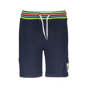 B.NOSY jongens korte broek oxford blue