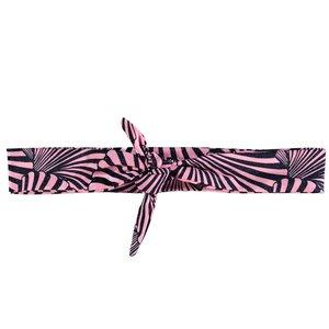 B.NOSY meisjes haarband sorbet pink shell