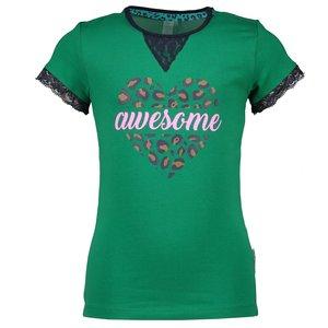 B.NOSY meisjes top jade green