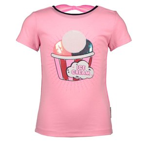 B.NOSY meisjes t-shirt sorbet