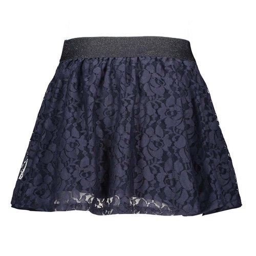 B.NOSY B.NOSY meisjes rok oxford blue