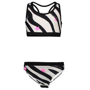 B.NOSY meisjes bikini zebra