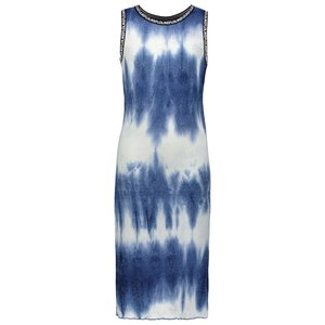 LIKE FLO meisjes jurk indigo