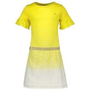 LIKE FLO meisjes jurk yellow