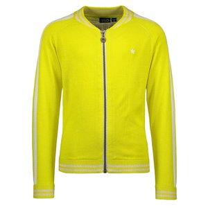 LIKE FLO meisjes baseball vest yellow