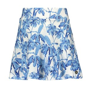 LIKE FLO meisjes rok blue palm