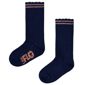 LIKE FLO meisjes sokken navy