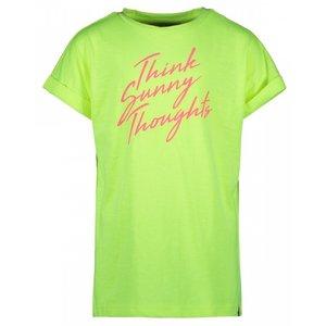 CARS JEANS meisjes t-shirt lime niah