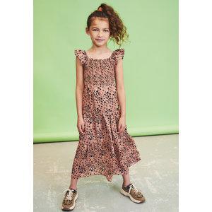 Nono meisjes jurk hazelnut malia