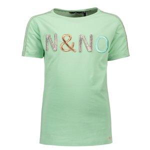 Nono meisjes t-shirt mint kusol