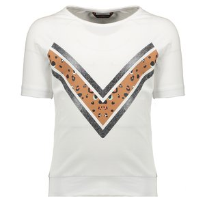 Nono meisjes t-shirt snow white kamou