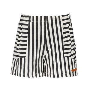 Nono meisjes korte broek nearly black seine