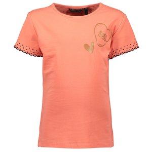 Nono meisjes t-shirt coral kaya