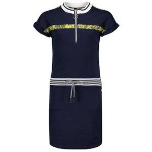 NOBELL meisjes jurk navy blazer mikela