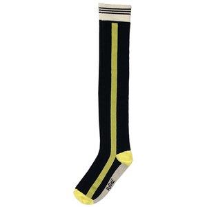 NOBELL meisjes lange sokken navy blazer rino