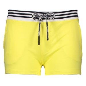 NOBELL meisjes korte broek light lemon shorty