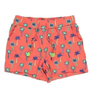 Someone meisjes korte broek coral