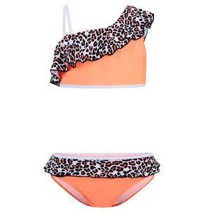RETOUR DENIM DE LUXE meisjes zwemkleding neon coral shailo