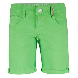 RETOUR DENIM DE LUXE jongens korte broek neon green reve