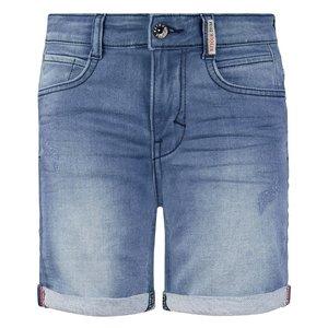 RETOUR DENIM DE LUXE jongens korte broek light blue denim loek