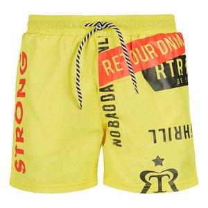 RETOUR DENIM DE LUXE jongens zwembroek bright yellow guus