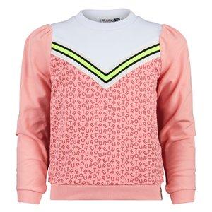 RETOUR DENIM DE LUXE meisjes trui old pink bibi
