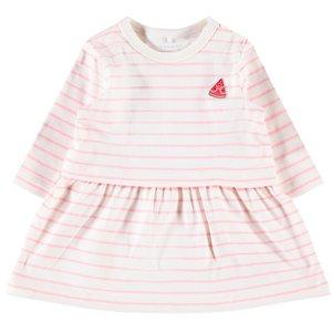 NAME IT NAME IT meisjes jurk pink nectar